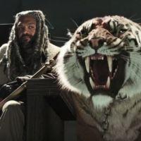 """Em """"The Walking Dead"""": na 7ª temporada, Ezekiel é """"a coisa mais doida"""" da série, diz criador"""