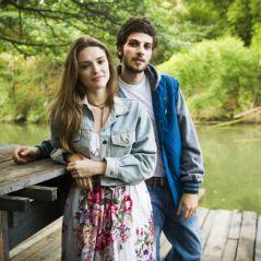 """Novela """"A Lei do Amor"""": com Chay Suede e Isabelle Drummond, saiba tudo que vai rolar no 1º capítulo"""
