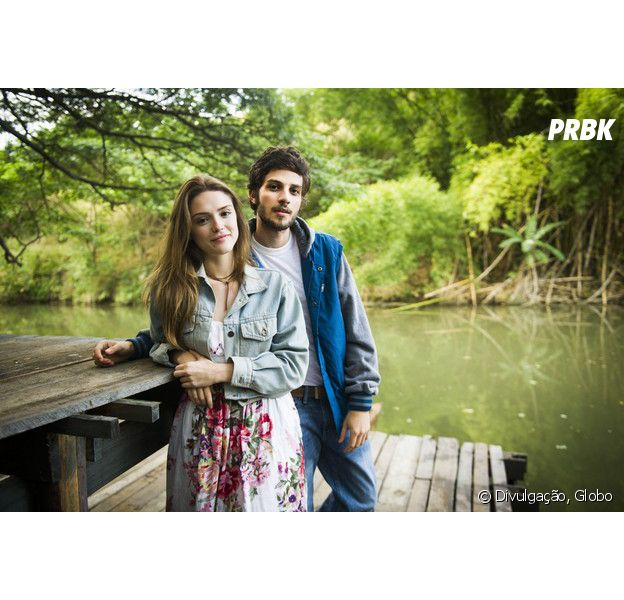 """Em """"A Lei do Amor"""": Helô (Isabelle Drummond) e Pedro (Chay Suede) vivem relação de amor e ódio!"""
