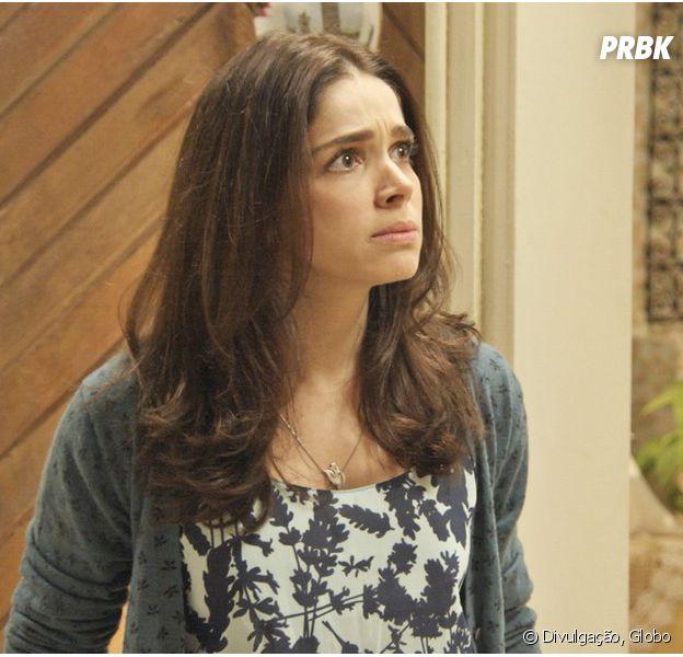 """Em """"Haja Coração"""": Shirlei (Sabrina Petraglia) é presa após cair em plano de Jéssica (Karen Junqueira)!"""