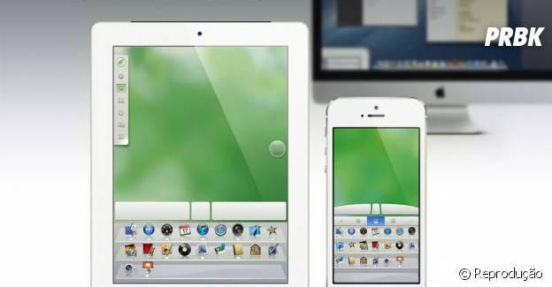 Remote Control permite gestos multi-touch e facilita apresentações de slide