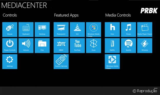 Além de poder controlar seu computador ele ainda pode espelhar a imagem dele no smartphone, assim você vê no seu aparelho tudo que acontece no PC