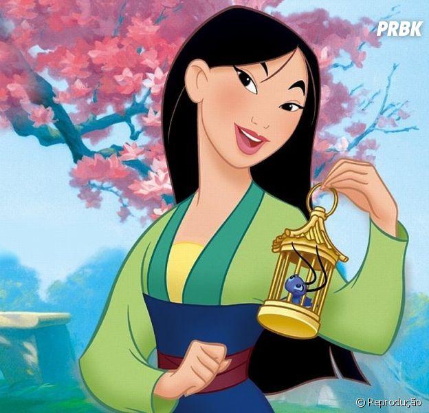 """""""Mulan"""" ainda não tem diretor e elenco definidos"""