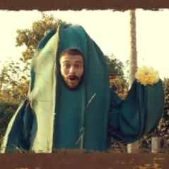 Lucas Lucco diverte fãs vestido de cacto e causa mistério sobre novo clipe no Instagram!