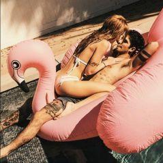 "Bella Thorne e Tyler Posey, de ""Teen Wolf"", curtem dia na piscina juntos e postam fotos quentes!"