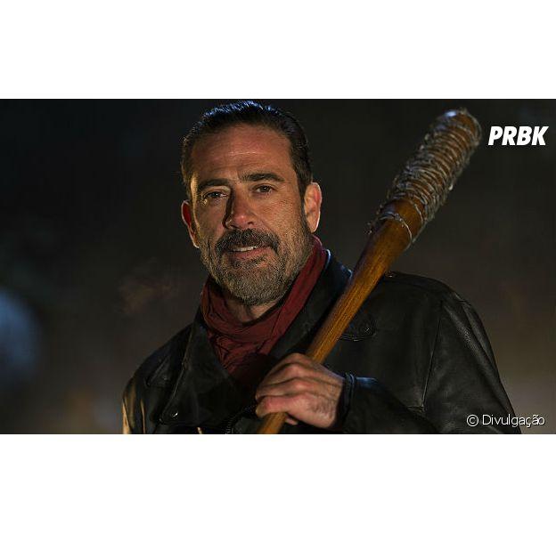 "De ""The Walking Dead"", Jeffrey Dean Morgan, o Negan, é xingado na rua e conta a história!"