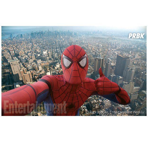 """""""Spider-Man: Homecoming"""" ainda não tem título oficial em português"""