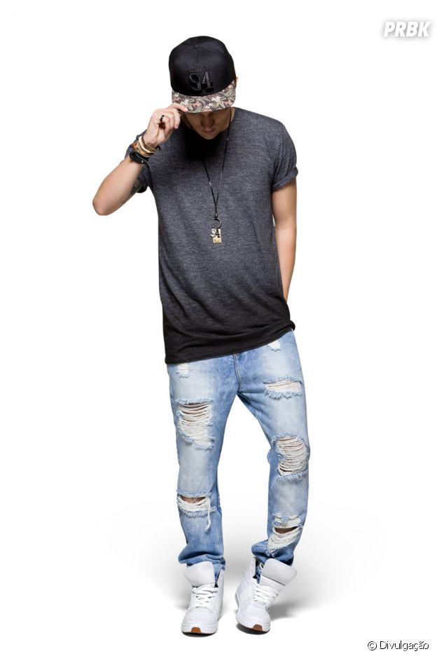 256de2e02 Christian Figueiredo lança sua própria coleção de roupas em parceria ...