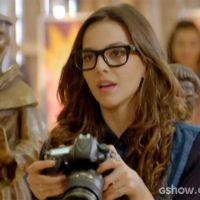 """Na novela """"Em Família"""": Marina fica na miséria por causa de Clara!"""