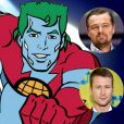 """Leonardo DiCaprio e Glen Powell se juntam a Paramount para produzir o live-action de """"Capitão Planeta""""!"""