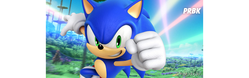 A Sony e a SEGA já anunciaram um filme com atores reais para o personagem Sonic