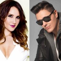 """Joey Montana e Dulce María fazem sucesso com """"Volvamos"""" e cantor comenta: """"Super talentosa"""""""