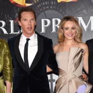 """De """"Doutor Estranho"""": Benedict Cumberbatch, Rachel McAdams e mais astros na première do filme!"""
