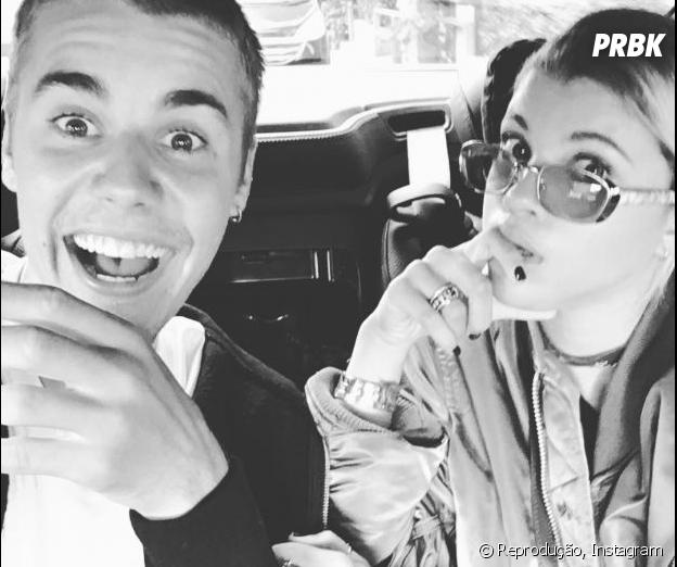 Justin Bieber está solteiro desde que terminou com Sofia Richie