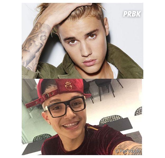 Justin Bieber e MC Gui são a mesma pessoa? Confira provas para acreditar nessa teoria!
