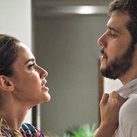 """Final """"Haja Coração"""": Bruna (Fernanda Vasconcellos) sequestra Giovanni e o amarra na cama!"""