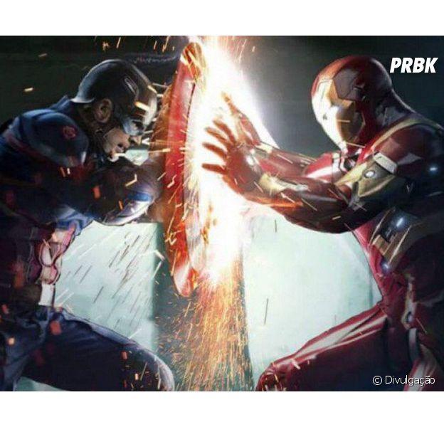 Capitão América e Homem de Ferro podem não ser interpretados por Chris Evans e Robert Downey Jr. no futuro!