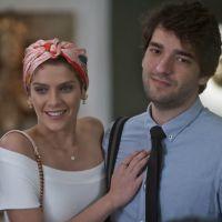 """Novela """"A Lei do Amor"""": Letícia (Isabella Santoni) e Tiago terminam noivado!"""