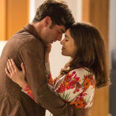 """Final """"Haja Coração"""": Shirlei (Sabrina Petraglia) descobre que está grávida de Felipe!"""