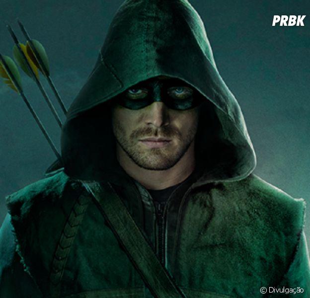 """Em """"Arrow"""": na 5ª temporada, Lanterna Verde na história? Confira o que a produtora fala sobre o caso!"""