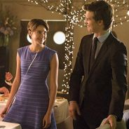 """Cena de """"A Culpa é das Estrelas"""" mostra Hazel e Gus em jantar romântico"""