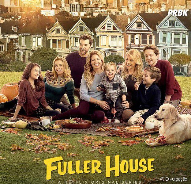 "Netflix libera trailer da segunda temporada de ""Fuller House"""