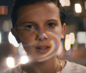 """Millie Bobby Brown, de """"Stranger Things"""", é a estrela do clipe de """"Find Me"""""""