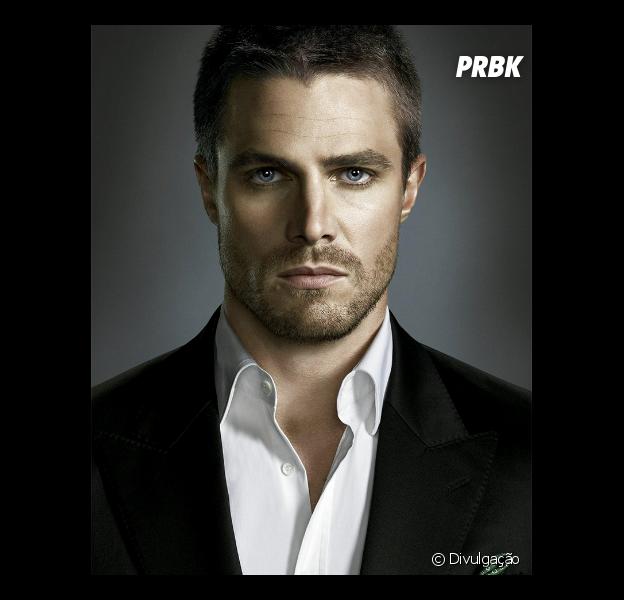 """Em """"Arrow"""", Stephen Amell dá pistas sobre futuro amor de Oliver!"""