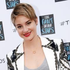 """Shailene Woodley diz que """"perdeu peito"""" após emagrecer para papel"""