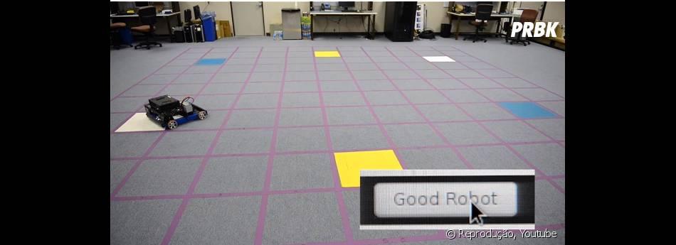Robô da Qualcomm pode ter processador implantado em smartphones