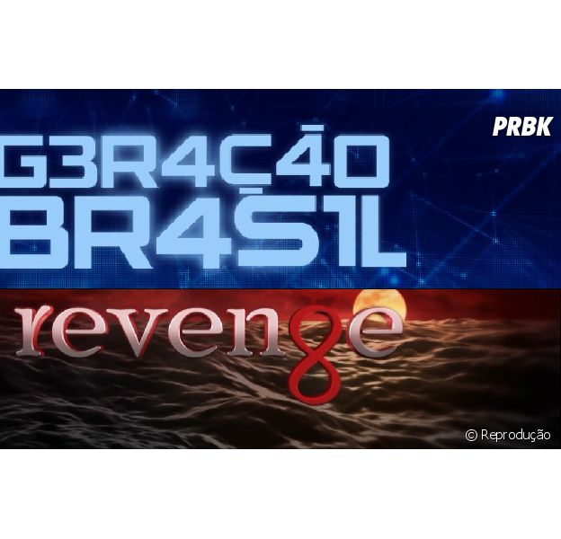 """""""Revenge"""" em """"Geração Brasil"""""""