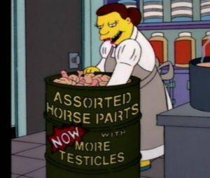 """""""Os Simpsons"""" também imaginavam uma fazenda virtual..."""