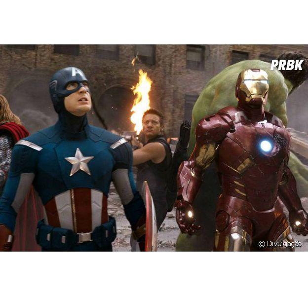 """Em """"Os Vingadores"""", """"Homem de Ferro"""" e mais: confira os maiores clichês nos filmes de heróis!"""