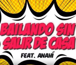 """Anahi lança novo hit ao lado da banda Matute! Escute """"Bailando Sin Salir de Casa""""!"""