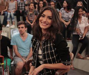 """Marina Moschen contracena com Alinne Moraes em """"Rock Story"""""""