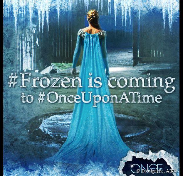 """Elsa não está vindo sozinha para """"Once Upon a Time""""!"""