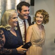 """Novela """"A Lei do Amor"""": Ciro (Thiago Lacerda) e Magnólia vivem um romance secreto há 20 anos!"""