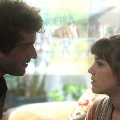 """Novela """"A Lei do Amor"""": Tiago (Humberto Carrão) tem alucinações com Isabela!"""