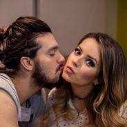 """Luan Santana e Sandy bombam com novo single e astro comenta parceria: """"A música tem que emocionar"""""""