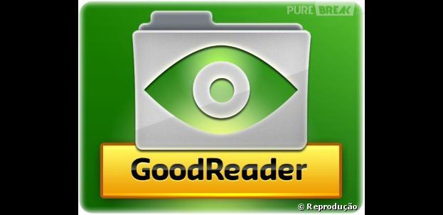 """""""GoodReader"""" é um app para ajudar alunos e professores"""