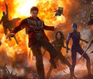"""Filme """"Guardiões da Galáxia Vol. II"""", da Marvel"""