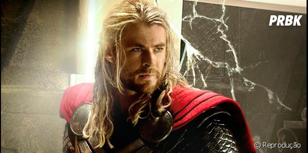 """Filme """"Thor: Ragnarok"""", da DC Comics"""