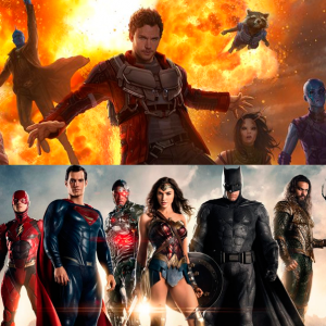 """Com """"Guardiões da Galáxia 2"""", """"Mulher-Maravilha"""" e mais: filmes de heróis mais aguardados de 2017!"""