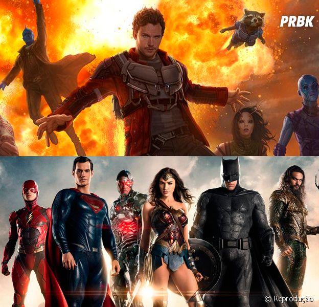 """Além de """"Guardiões da Galáxia"""" e """"Mulher Maravilha"""", confira os outros filmes de super-heróis mais aguardados do próximo ano"""
