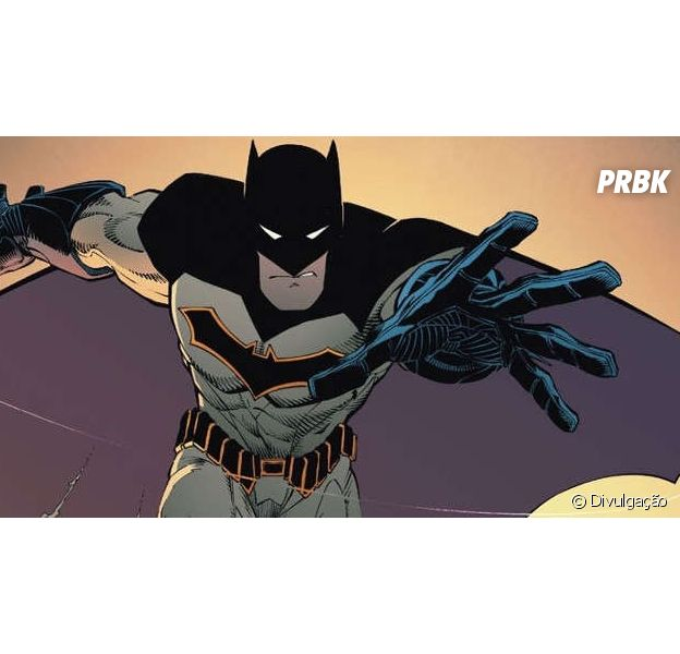 """De """"Batman"""": quadrinhos revelam parte da origem do herói!"""