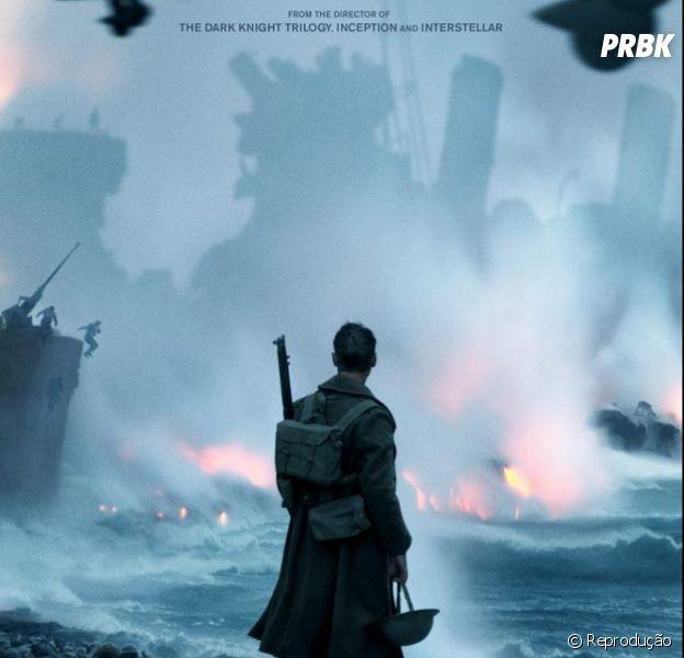 """Filme """"Dunkirk"""", com Harry Styles, do One Direction, ganha primeiro trailer!"""