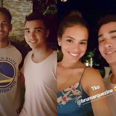 Bruna Marquezine e Neymar juntos de novo? Dupla é flagrada na mansão do astro em Mangaratiba
