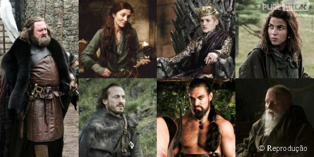 """Descubra o que alguns atores de """"Game Of Thrones"""" faziam antes da série!"""