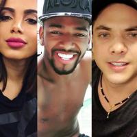 Anitta, Nego do Borel e Wesley Safadão em música nova? Funkeiro anuncia parceria do trio em 2017!