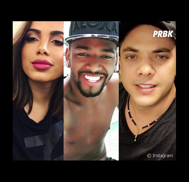 Anitta, Nego do Borel e Wesley Safadão estarão juntos em música nova